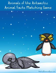 Animals-of-the-Antarctic