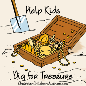 Help Kids Dig for Treasure