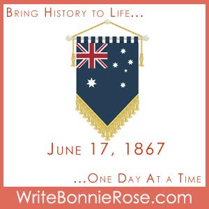 Timeline Worksheet: June 17, 1867, Henry Lawson Birthday