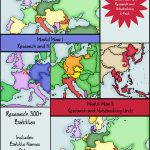 World War I and II Research and Notebooking Unit Bundle
