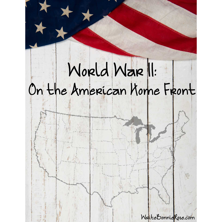 World War II: On the American Home Front (e-book)