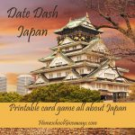 Date Dash Japanese History Card Game