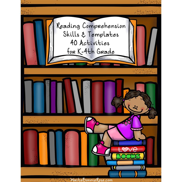 Reading Comprehension Skills & Templates (e-book)