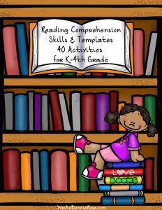 Reading Comprehension Skills and Templates Pack