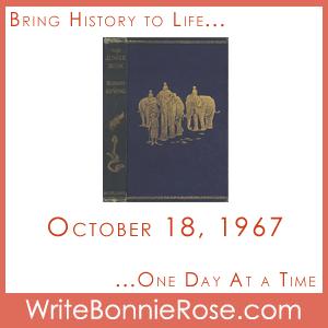 Timeline Worksheet: October 18, 1967, Release of Walt Disney's The Jungle Book