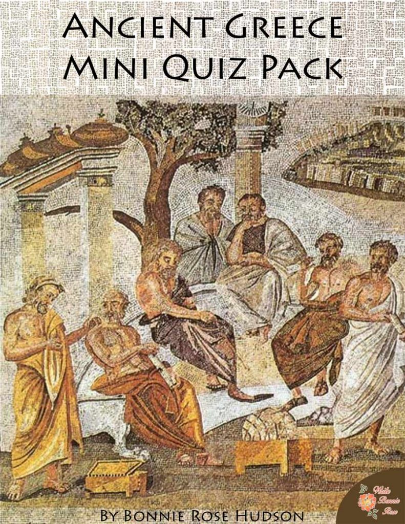 Ancient Greece Mini Quiz Pack