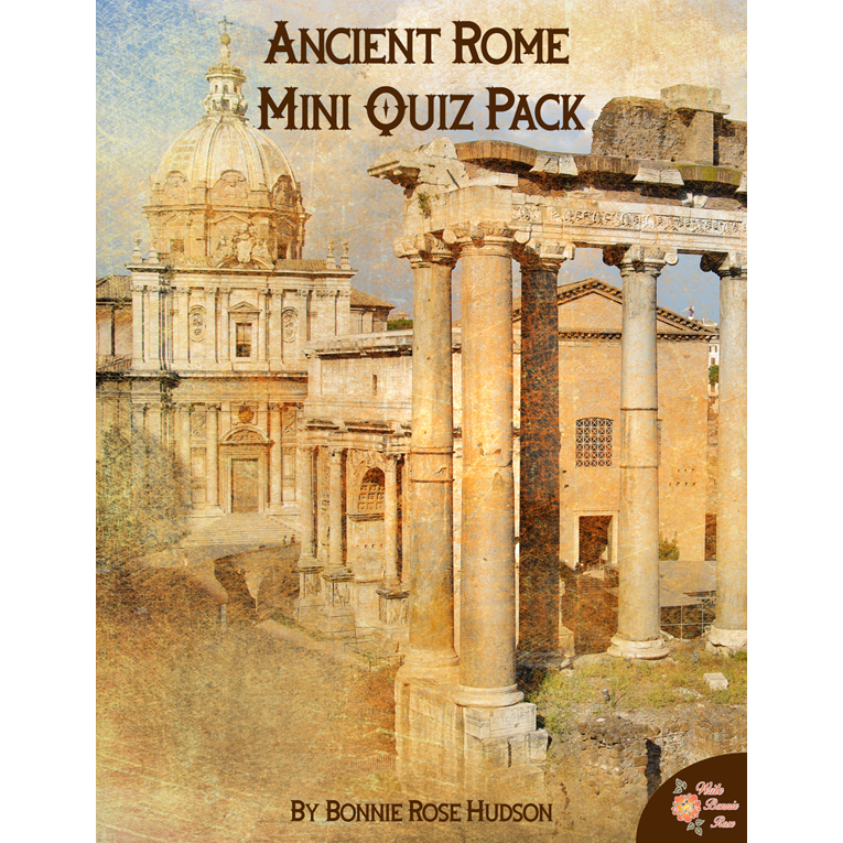 Ancient Rome Mini Quiz Pack (e-book)