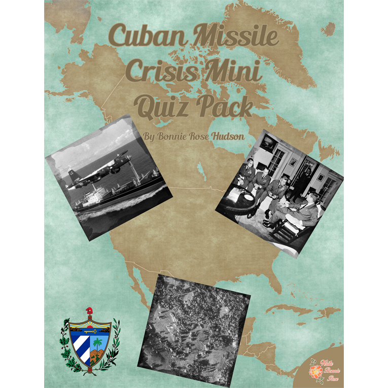 Cuban Missile Crisis Mini Quiz Pack (e-book)