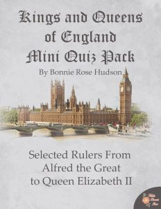kings-and-queens-of-england-mini-quiz-pack