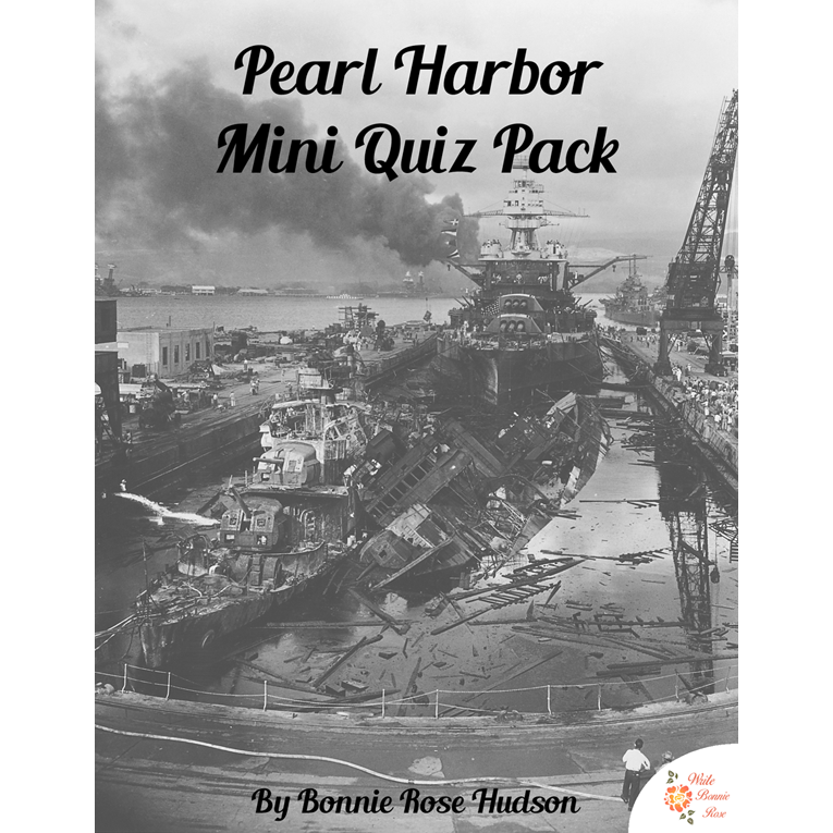 Pearl Harbor Mini Quiz Pack (e-book)