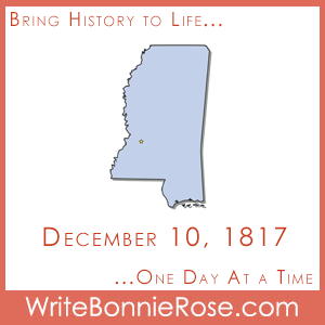mississippi magnolia state dec 10 1817 essay On december 10, 1817, mississippi was added as the 20th state cotton and catfish have been the two primary products of the state of mississippi cotton is king was a rallying cry for the state's development in the 1800s.