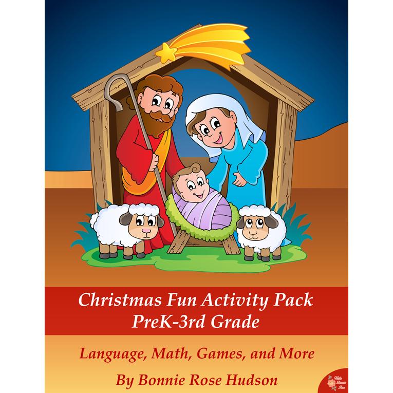 Christmas Fun Activity Pack (e-book)