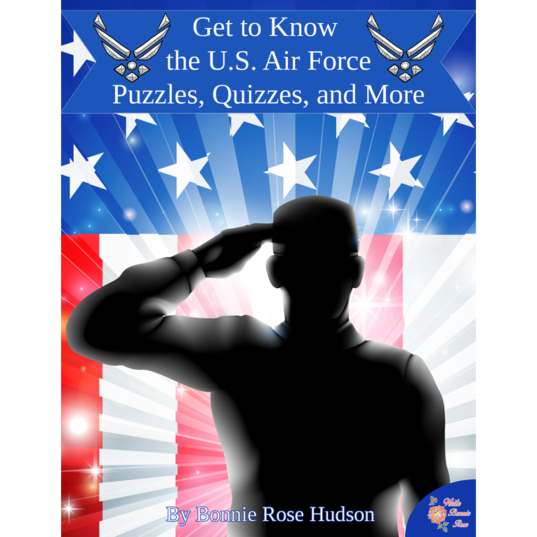 Get to Know the U.S. Air Force: Puzzles, Quizzes, and More (e-book)