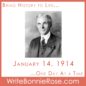timeline worksheet january 14 1914 henry ford. Black Bedroom Furniture Sets. Home Design Ideas
