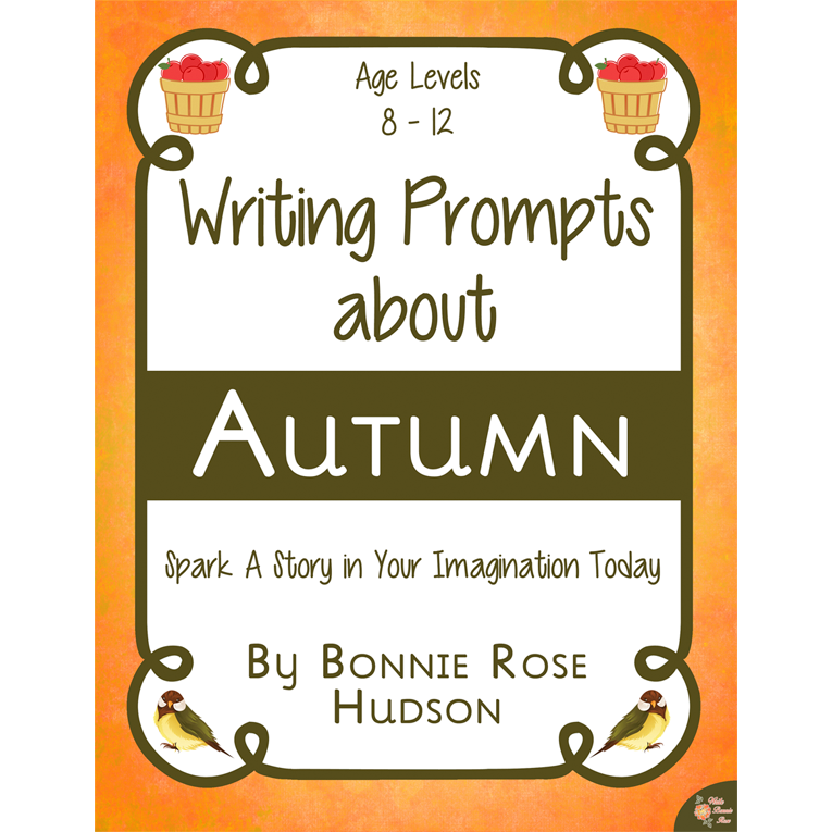 Writing Prompts About Autumn (e-book)