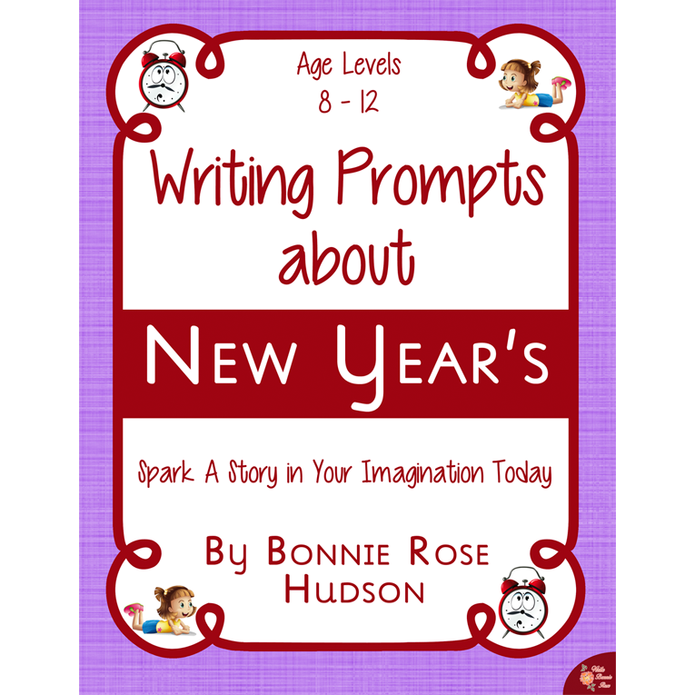 Writing Prompts About New Year's (e-book)