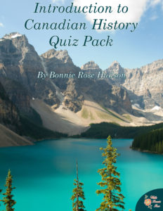Introduction-to-Canadian-History-Quiz-Pack