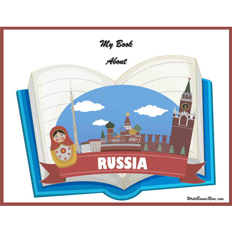 My Book About Russia (e-book)