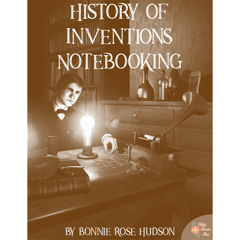 History of Inventions Notebooking (e-book)