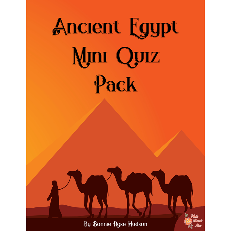 Ancient Egypt Mini Quiz Pack (e-book)