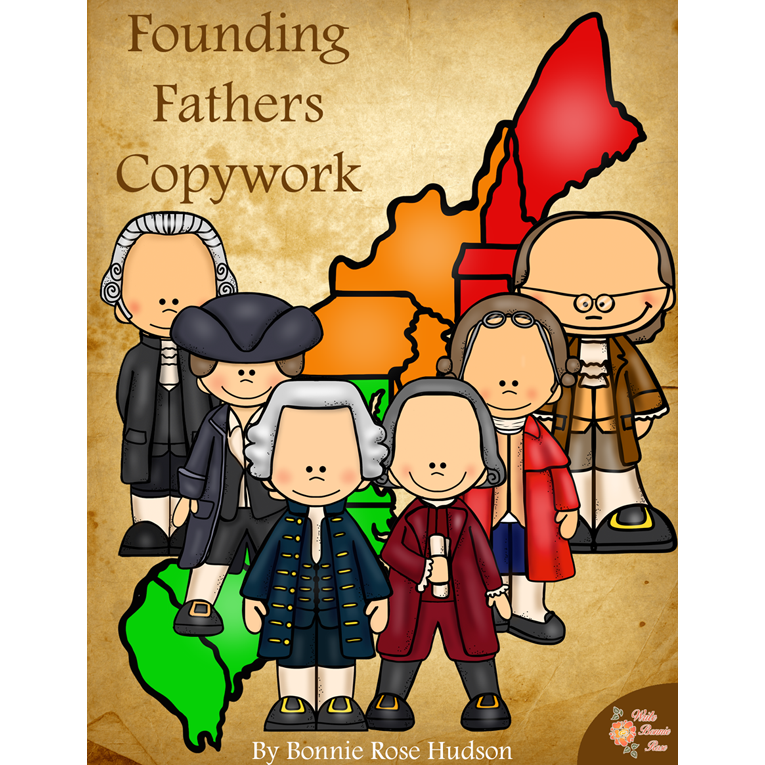 Founding Fathers' Quotations-Copywork (e-book)
