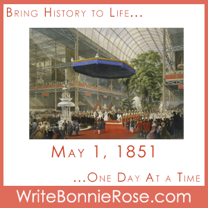 Timeline Worksheet: May 1, 1851, Queen Victoria Opens the Great Exhibition of 1851 in London