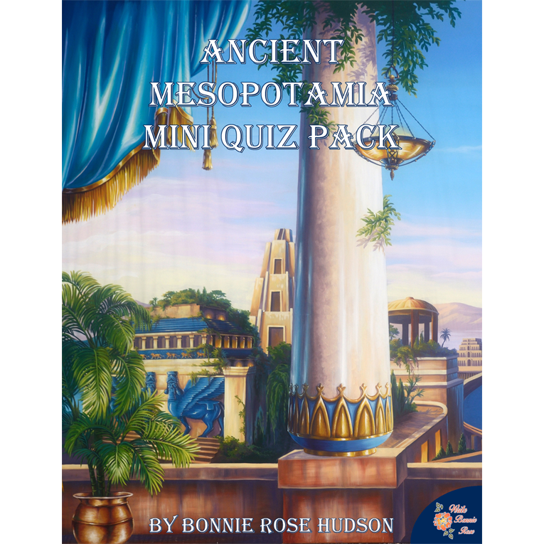 Ancient Mesopotamia Mini Quiz Pack (e-book)
