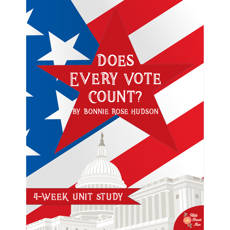 Does Every Vote Count? Unit Study (e-book)