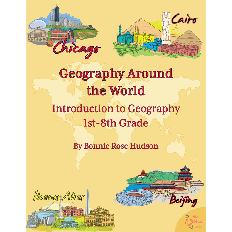 Geography Around the World (e-book)