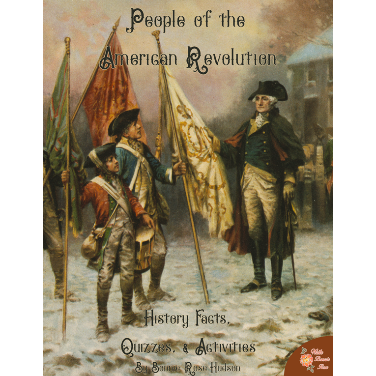 People of the American Revolution (e-book)