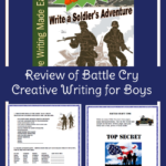 Review of Creative Writing Curriculum for Boys