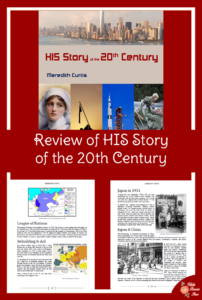 Review of HIS Story of the 20th Century of History