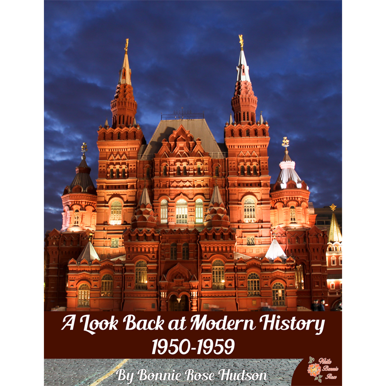 A Look Back at Modern History: 1950-1959 (e-book)
