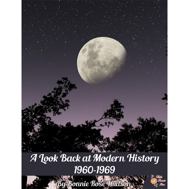 A Look Back at Modern History: 1960-1969 (e-book)