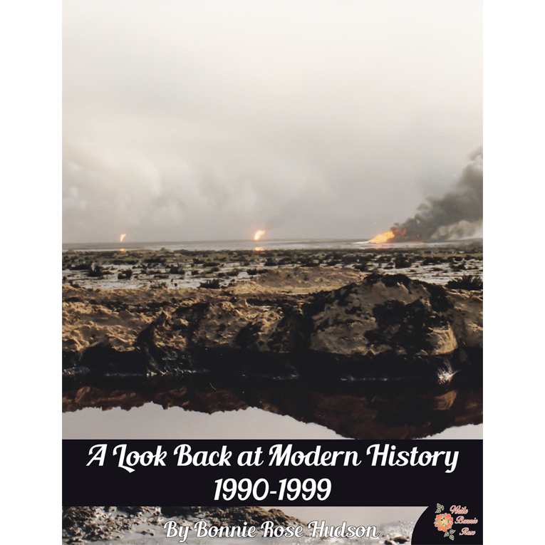 A Look Back at Modern History: 1990-1999 (e-book)