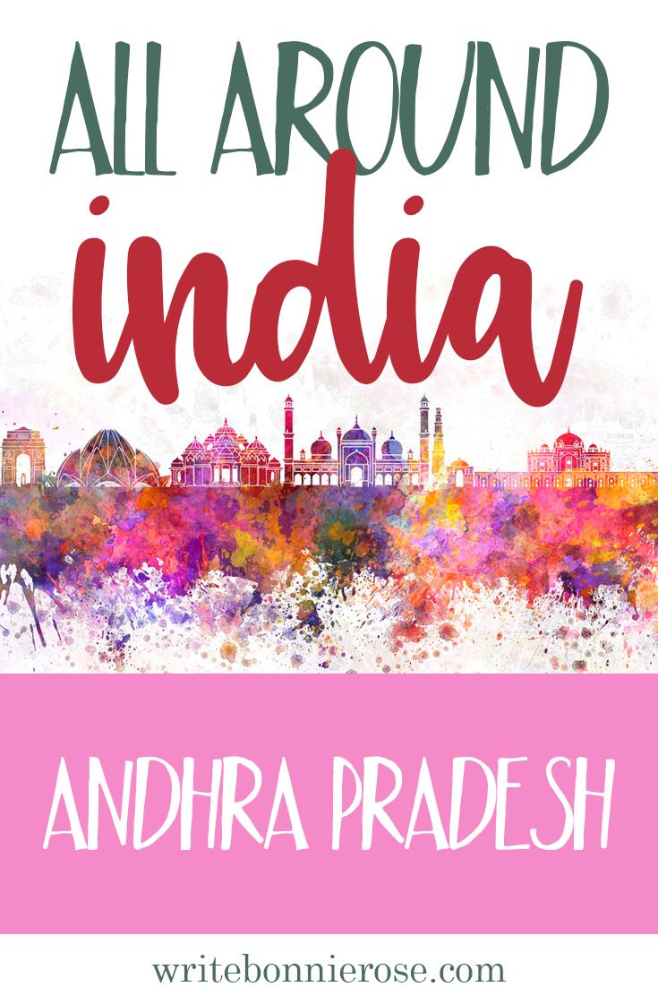 All Around India Notebooking Andhra Pradesh