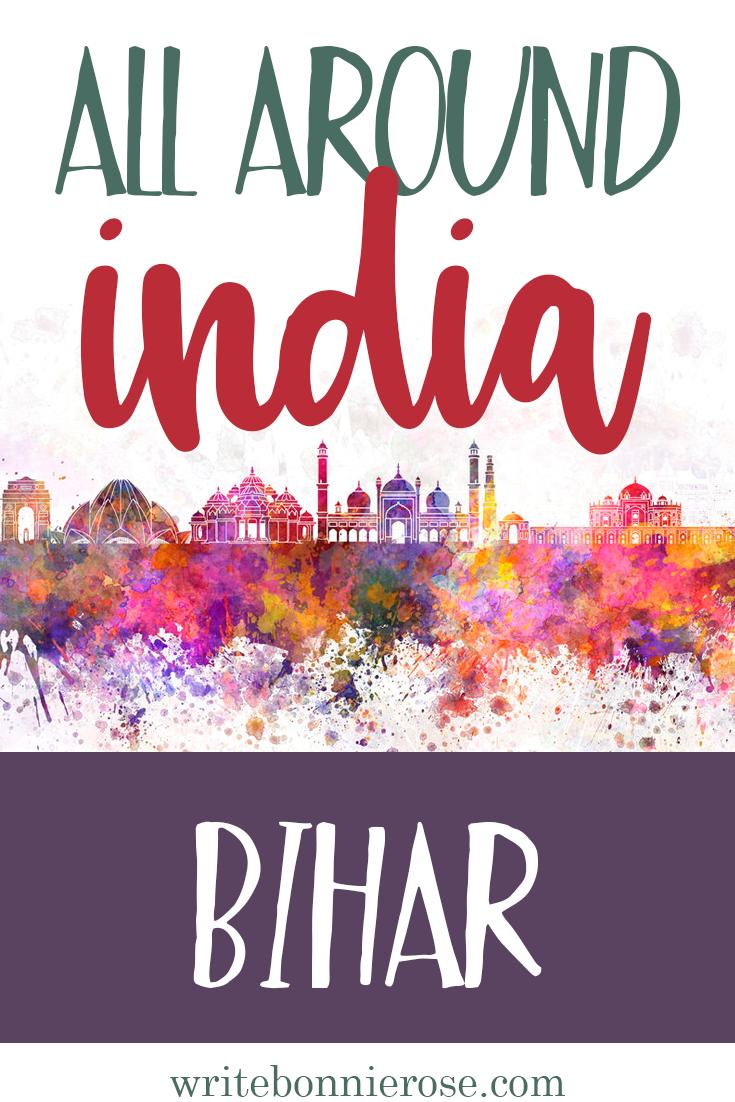 All Around India Notebooking Bihar