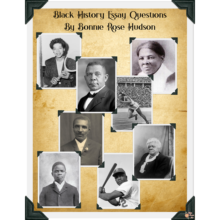 Black History Essay Questions (e-book)
