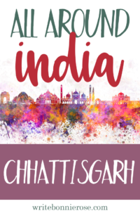 All Around India Notebooking Chhattisgarh