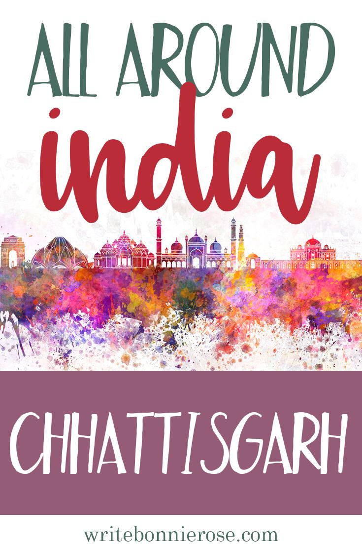 All Around India Notebooking Chhattisgarh