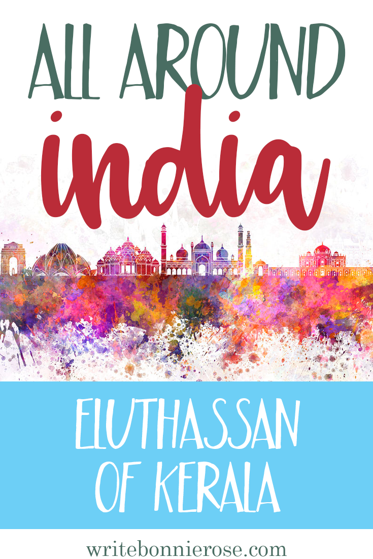 All Around India: Eluthassan of Kerala