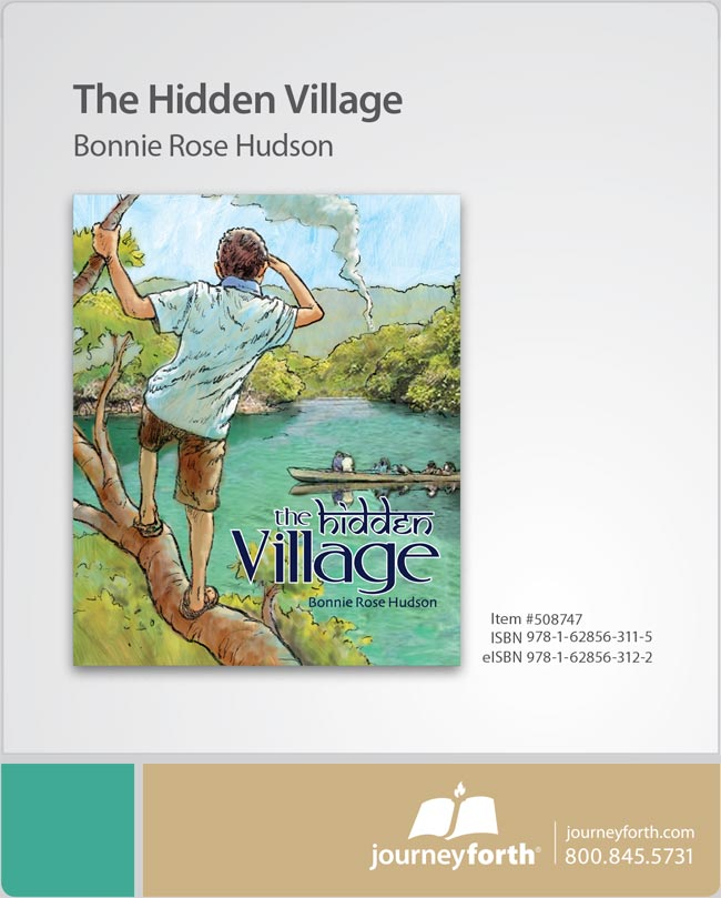 Hidden Village-Early Reader About Asia from BJU and JourneyForth