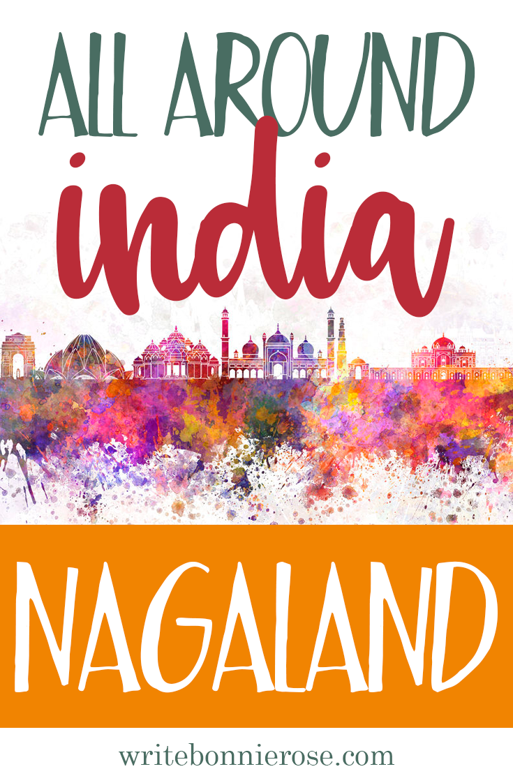 All Around India Notebooking Nagaland