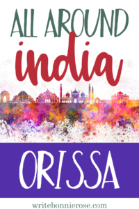 All Around India: Orissa