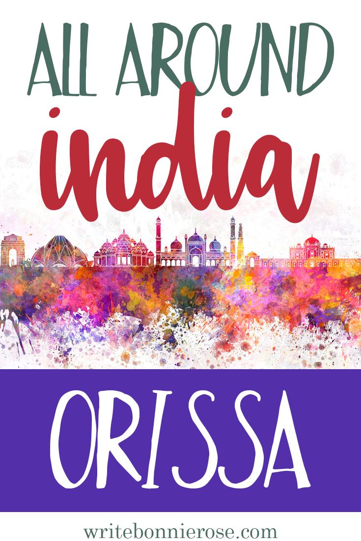 All Around India Notebooking Orissa