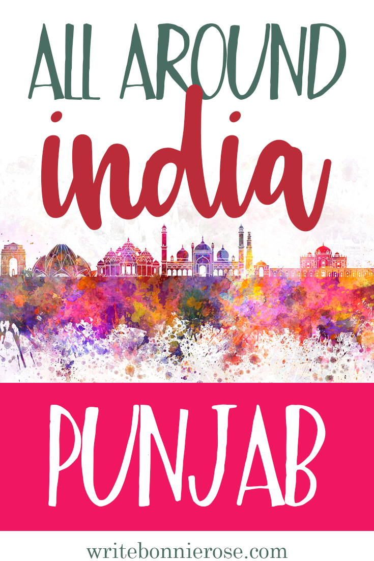 All Around India Notebooking Punjab