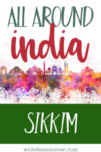 All Around India: Sikkim