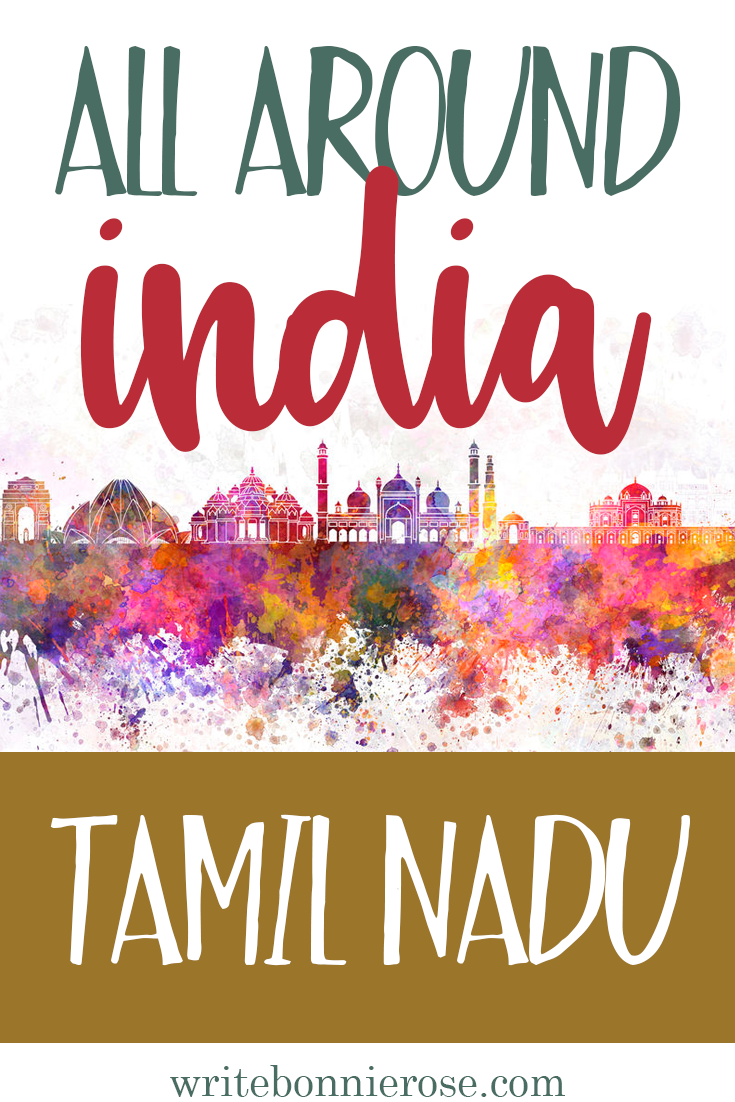 All Around India Notebooking Tamil Nadu