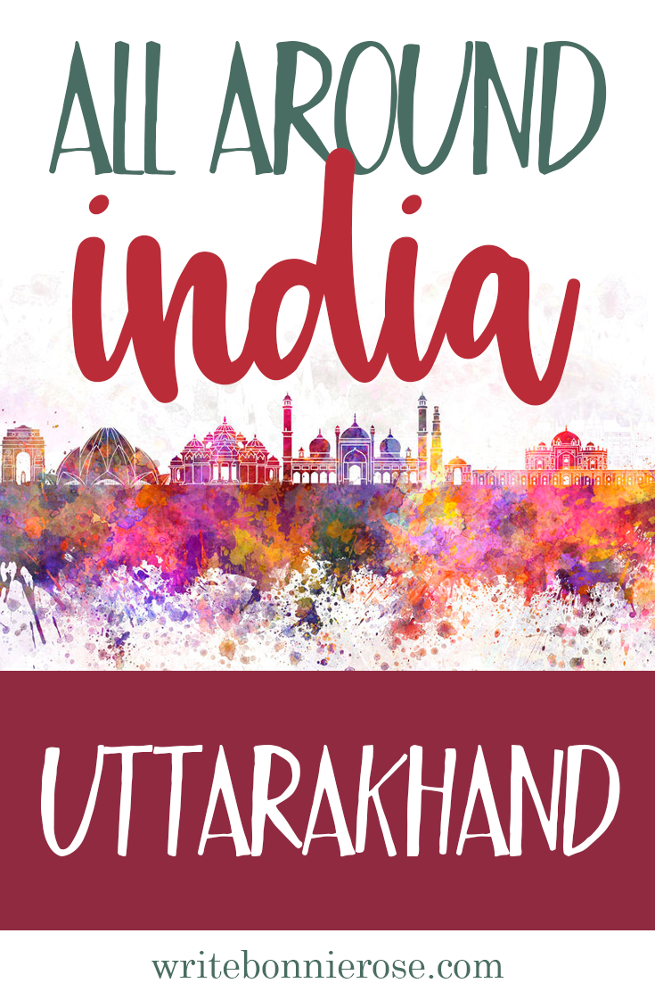 All Around India Notebooking Uttarakhand