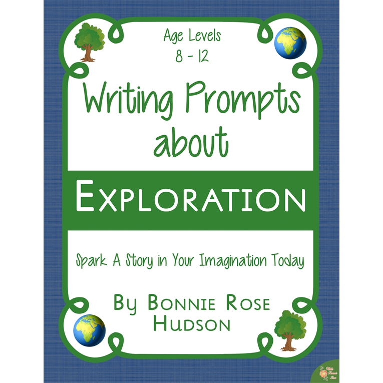 Writing Prompts About Exploration (e-book)